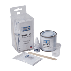 Gelcoat Kit White