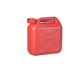 10L Fuel Jerry Can Red With Flexi Spout UN Certified