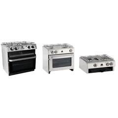 4500 Series Marine Cookers