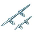 Herreshoff style Deck Cleats - Stainless Steel
