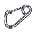 Asymetric Snap Carabiners