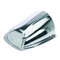 Clamshell Vent - Stainless Steel