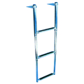 Telescopic Ladders - Flat Stowage