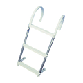Hook-On Aluminium Ladders