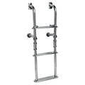 Stainless Steel Folding Ladder