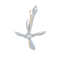 Grapnel Anchor - Folding