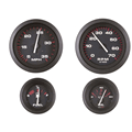 Amega Domed Gauges