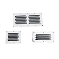 Rectangular Vents - Stainless Steel