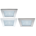 Demetra Quadrati Series LED Downlighters