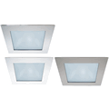 Kristine Quadrati Series LED Downlighters