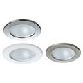 Lawrence Round Series Halogen Downlights