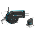 Electronic Aquavalve - remote operating waste valve