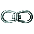 Tylaska Bail Swivels - Large/Large